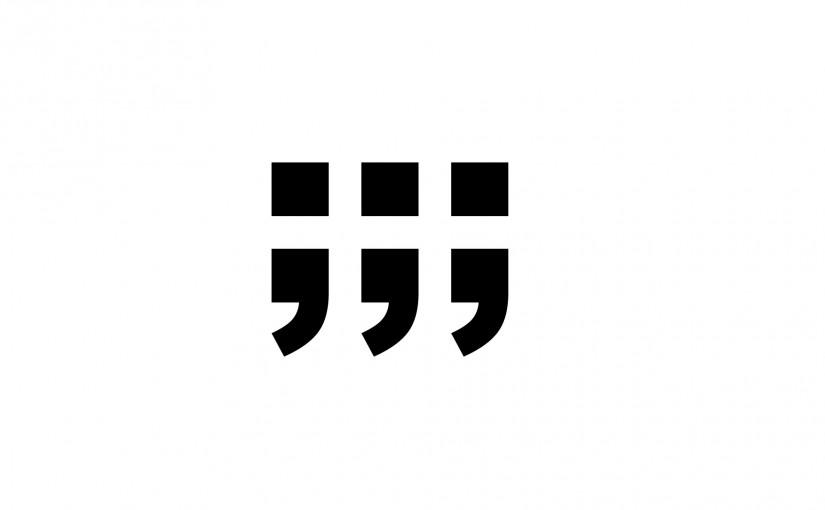 Semikolon: weder Komma noch Punkt. Wann sollte man es setzen?