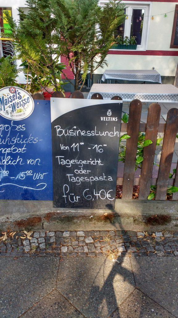 Businesslunch Lektorat Berlin Getrenntschreibung Zusammenschreibung
